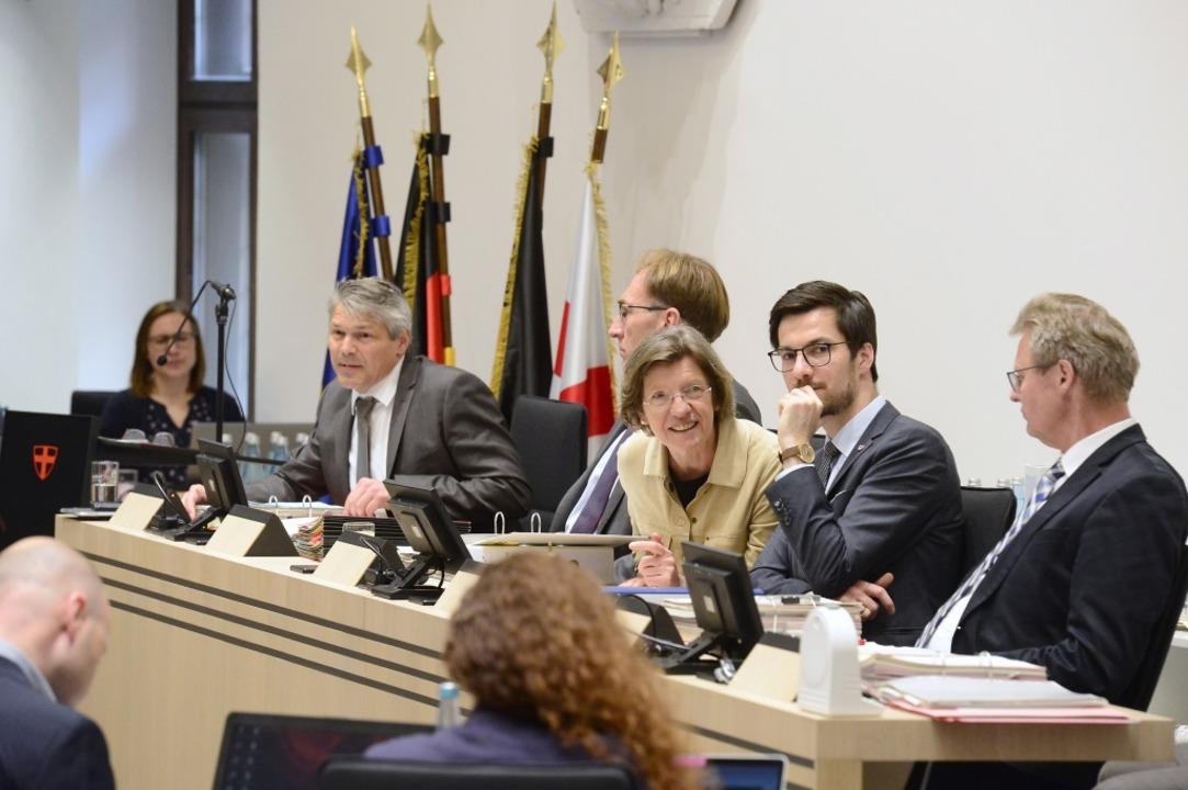 Wie hat Freiburgs Gemeinderat abgeschnitten?  | Foto: Ingo Schneider