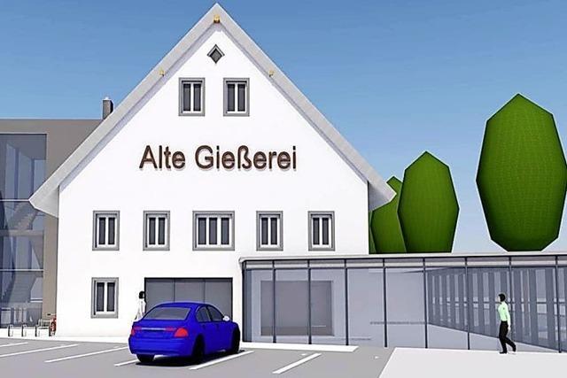 Platz für Wohnungen und Geschäfte