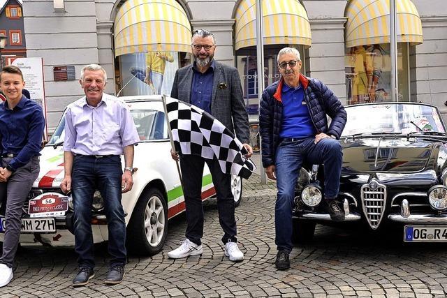 Das rollende Automobilmuseum