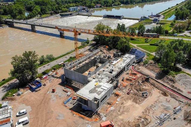 Deutsch-französisches Kulturzentrum bei Breisach soll bis 2020 fertig werden