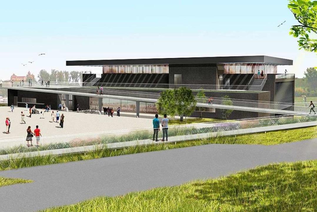 So soll das Kulturzentrum einmal aussehen.    Foto: Privat