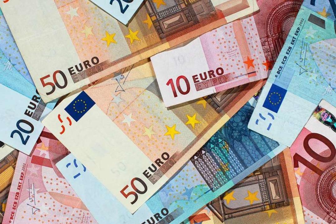 Rund 14 Millionen Euro fehlen schon je...Freiburger Doppelhaushalt (Symbolbild)    Foto: Jens Wolf