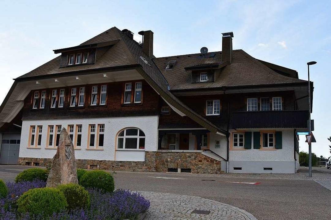 Neu zusammengesetzt wird am 26.Mai der Gemeinderat, der im Rathaus Horben tagt.    Foto: Andrea Gallien