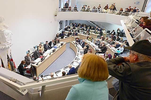 Im neuen Freiburger Haushaltsetat fehlen 14 Millionen Euro