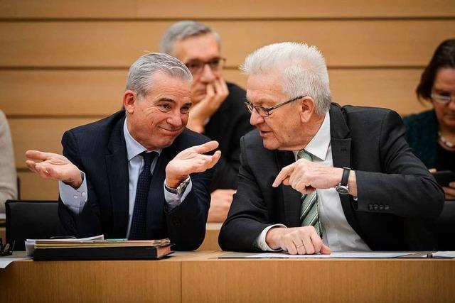 Minister müssen sparen, wollen aber fünf Milliarden Euro mehr ausgeben
