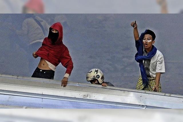 Tote bei Protesten in Jakarta
