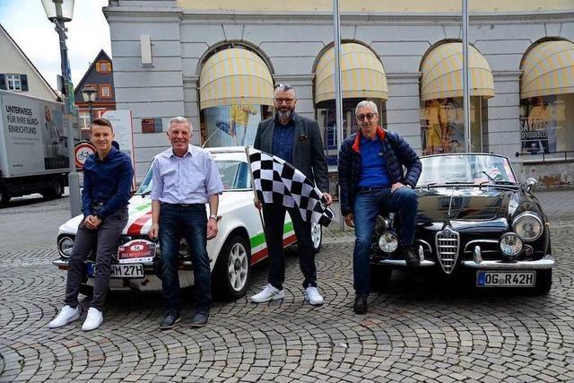 Paul-Pietsch-Classic-Rallye macht wieder Station in Offenburg