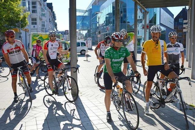 Am Sonntag startet die Rheinfelder Benefiz-Radtour im Gedenken an Alois Stöcklin