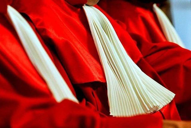 Warum tragen Richter Roben?