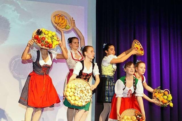 Atemberaubender Showabend des Elztäler Ballett- und Turnvereins