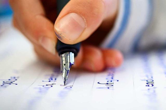 Fachtagungen für Lehrer sollen Rechtschreibung von Schülern verbessern