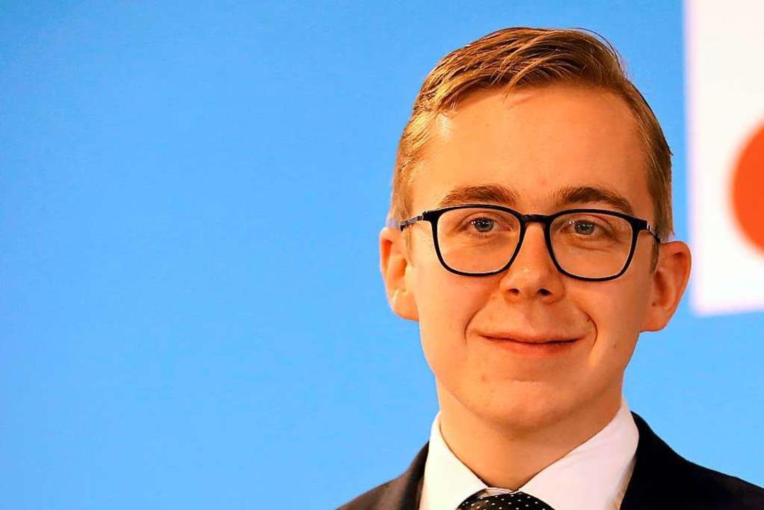 Philipp Amthor  | Foto: Bernd Wüstneck