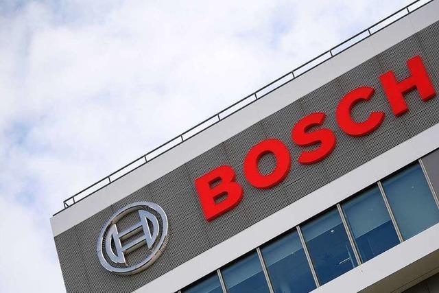 Bosch zahlt im Dieselskandal 90 Millionen Euro Bußgeld