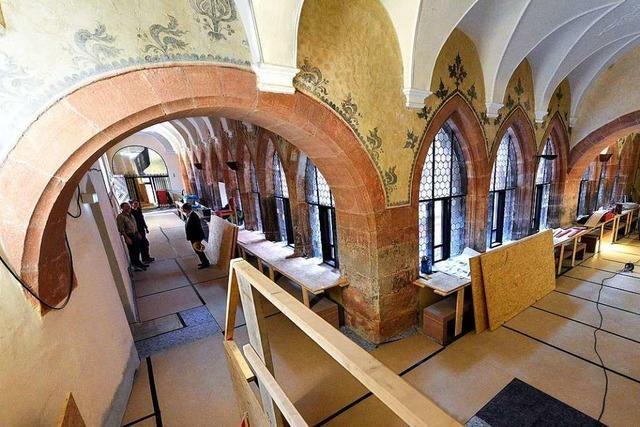 Pilzschäden am Augustinermuseum verzögern Sanierung um zwei Jahre