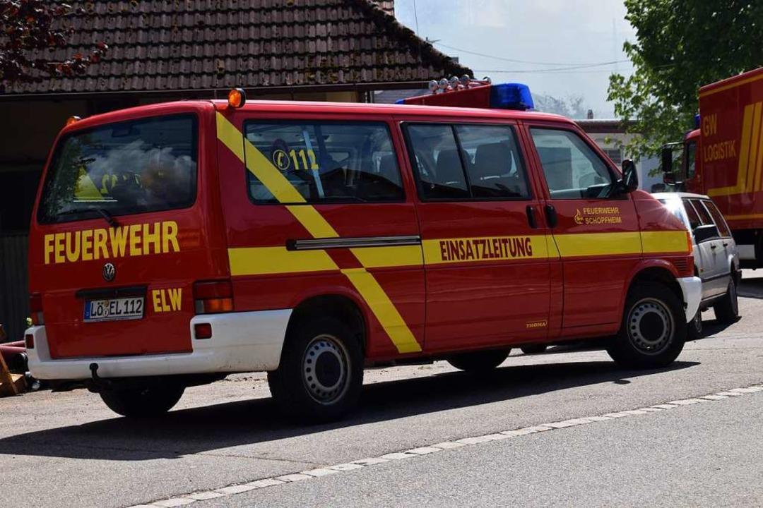 Feuerwehreinsatz in Lauchringen (Symbolbild)  | Foto: Stefan Ammann