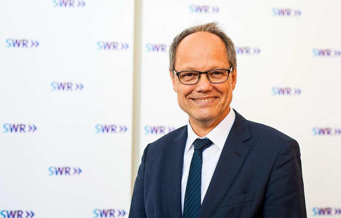 Kai Gniffke ist der neue SWR-Intendant.  | Foto: Christoph Schmidt (dpa)