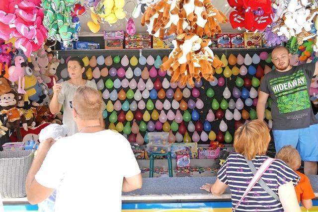 20 Familienpakete mit Freifahrten und Gutscheinen für das Cityfest Rheinfelden