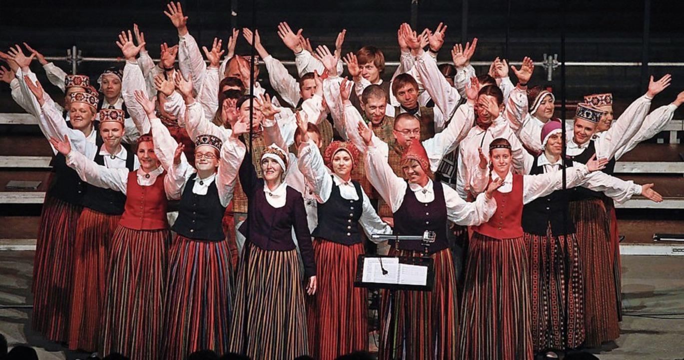 | Foto: Chamber Choir Austrums