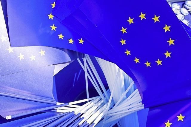 WIR ÜBER UNS: 17 knifflige Fragen zu Europa