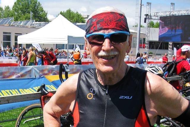 Höchstleistungen mit 80 Jahren – Günter Birnbaum ist nicht zu bremsen