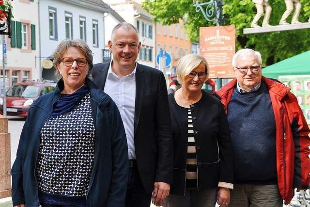 Andreas Rudolph und Marita Steinebrunner leiten jetzt Interplast in Schopfheim
