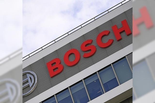 Bosch muss 90 Millionen Euro zahlen