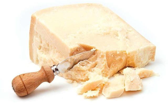 Käse-Krimi in Italien: Wird der Parmesan französisch?