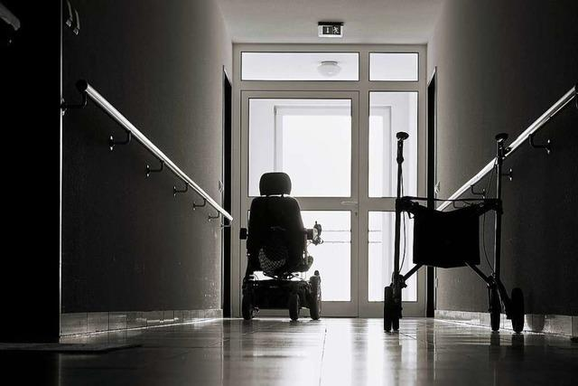 102-jährige Bewohnerin von Altersheim unter Mordverdacht
