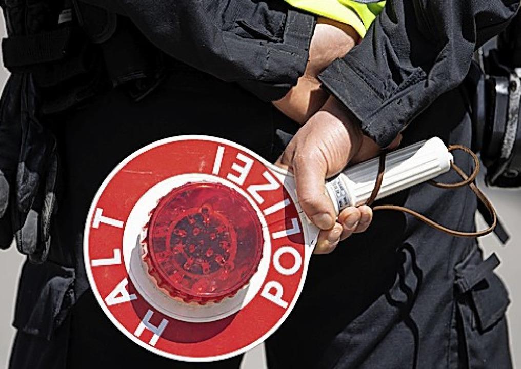 Ein geklauter Kfz-Brief ist ein Fall für die Polizei.     Foto: Sven Hoppe (dpa)