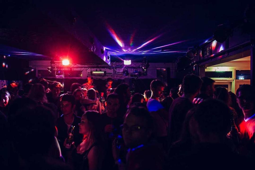 Wochenende ist Partyzeit!  | Foto: Fabio Testa