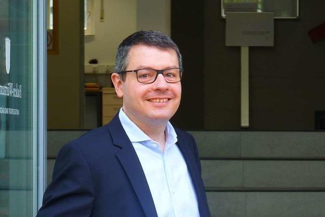 Der neue Direktor des Amtsgerichts in Bad Säckingen ist ein alter Bekannter