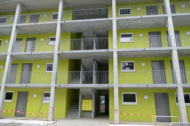 AGJ-Wohnungslosenhilfe muss in Rheinfelden aufstocken