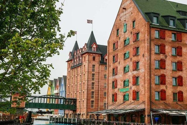Fotos: Das neue Hotel Krønasår des Europa-Parks in Rust