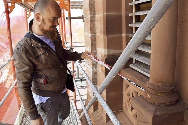 St. Bernhardskirche in Schopfheim: Eine alte Bausünde und ein historisches Rätsel