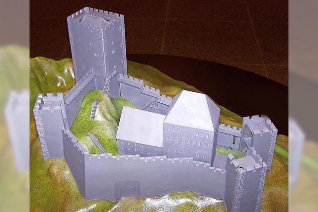 Schlossberg in den Blickpunkt rücken