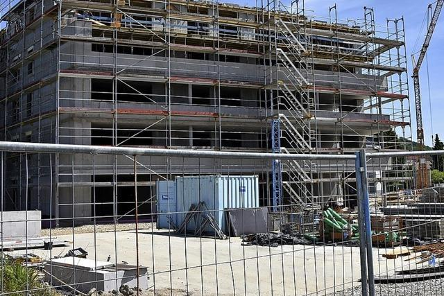 Baugenossenschaft steigert Bilanzsumme deutlich