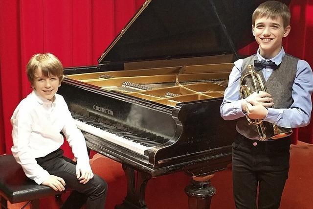 Konzert mit Preisträgern
