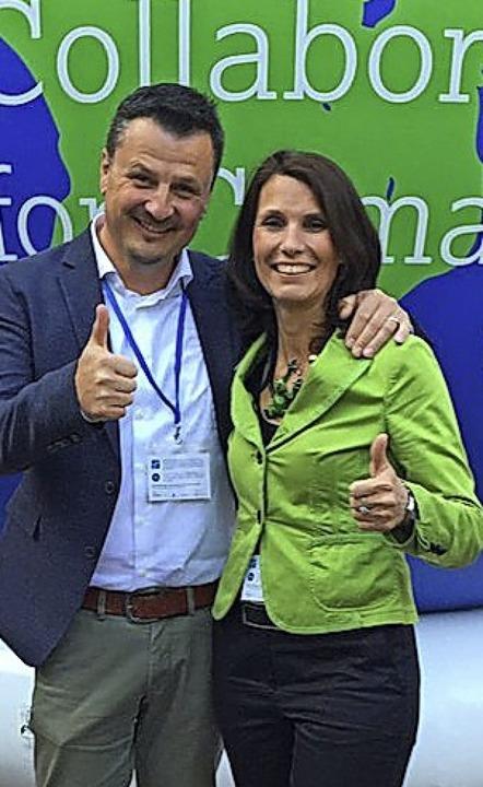 Date in  Heidelberg:  Adrian Schmidle und     Rita Schwarzelühr-Sutter