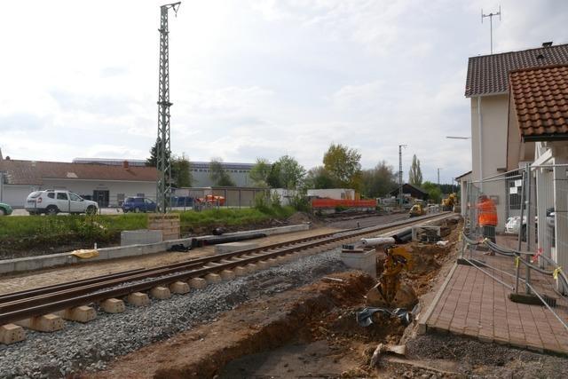 Die Fliegerbombe am Bahnhof Löffingen ist entschärft