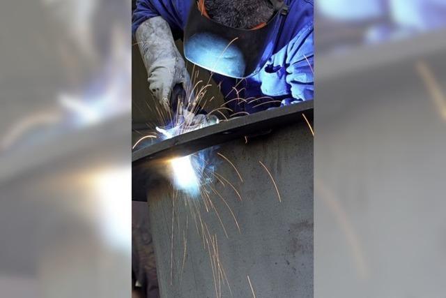 Konjunktur in der Industrie kühlt ab
