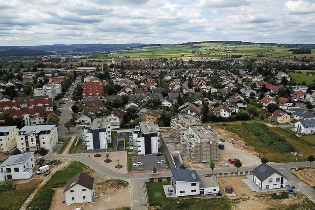 Jedes Dorf erhält sein Neubaugebiet