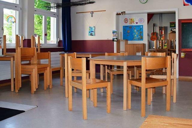 Im Schülerhort St. Michael in Schopfheim zeichnet sich eine Lösung ab