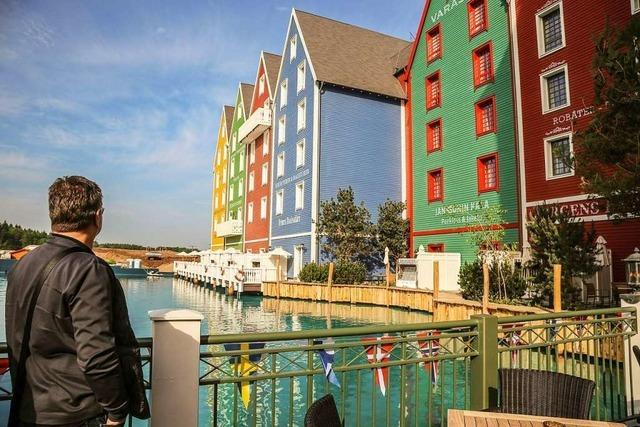 Mit Krønåsar geht das sechste Hotel des Europa-Parks an den Start