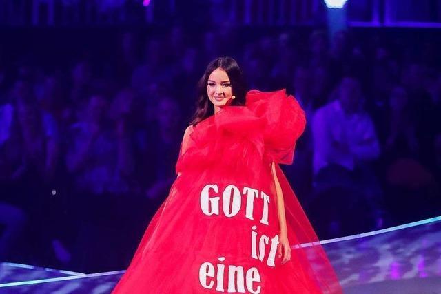 Cäcilias Modeltraum endete erst im Finale von Germany's Next Topmodel
