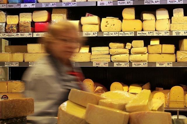 Der erste Käse kommt 2022