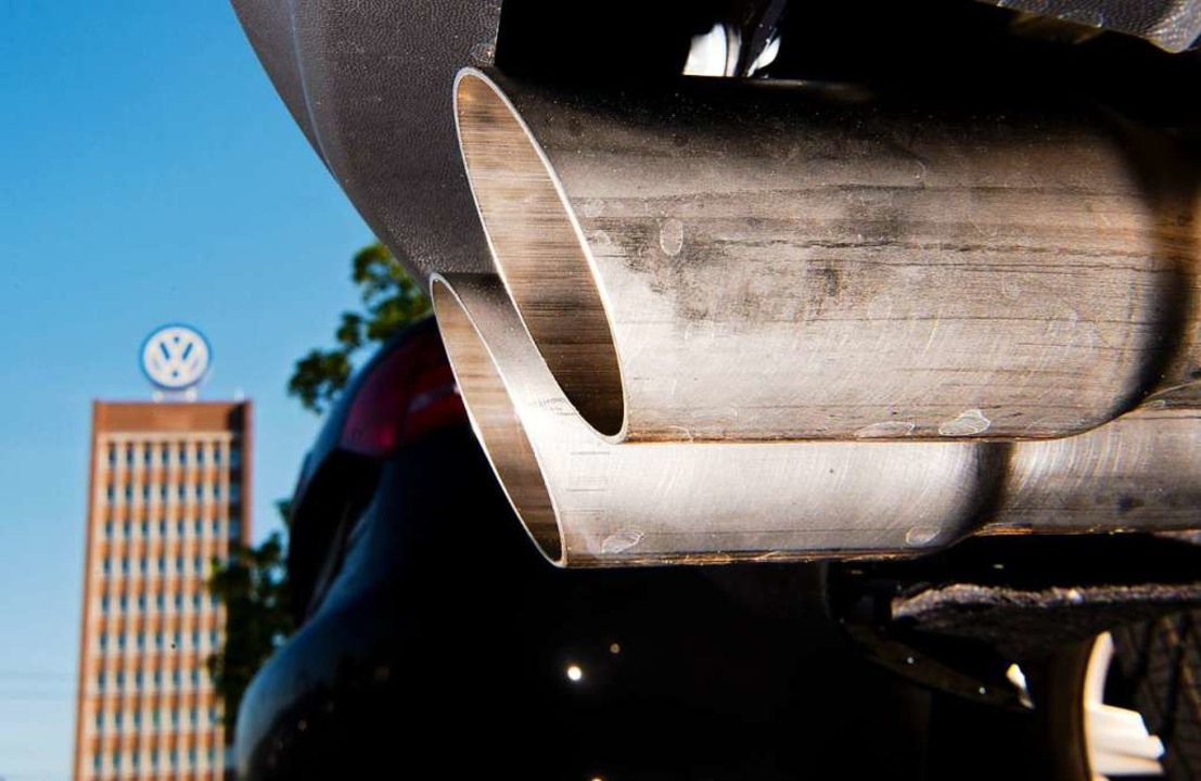 Die VW-Käufer bekamen vor Gericht Recht.  | Foto: Julian Stratenschulte