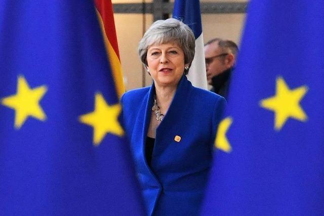 Theresa May hat miserabel regiert