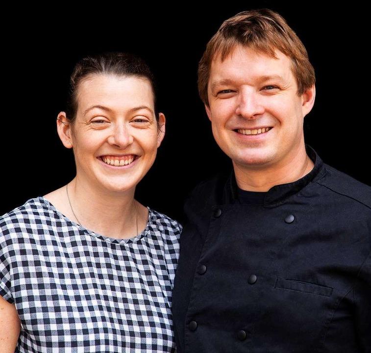 -Die Gastronomen Marie-Luise Wagner und Tilman Sartorius  | Foto: Michael Wissing