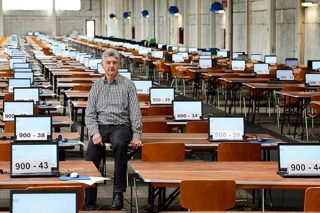 Das Freiburger Wahlamt geht routiniert in das hektische Wochenende