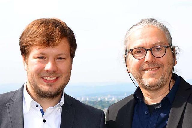 Doppelspitze für den Lörracher Fachbereich Stadtentwicklung und Stadtplanung